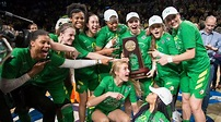 Oregon Ducks women's basketball headed to the NCAA Final Four