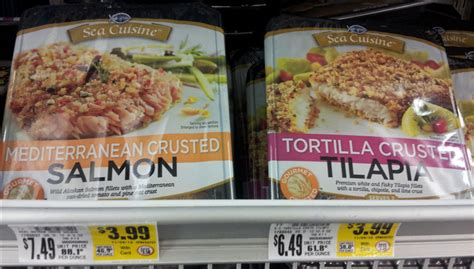 ea cuisine sea cuisine crusted fish for 1 99 at kroger from 7
