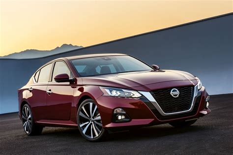 Nissan 2019 : 2019 Nissan Altima Gets Awd, Variable Compression Turbo