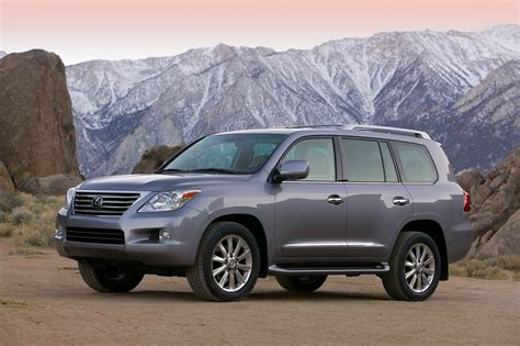 Lexus Lx Picture by 2010 Lexus Lx 570 Packs New Features And Vision