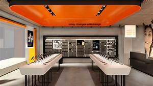 »Orange Store« — Ippolito Fleitz Group