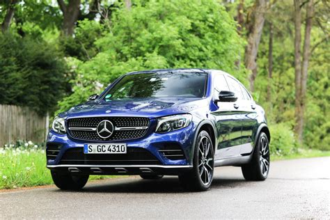 2017 Mercedes-amg Glc 43 Coupe Review