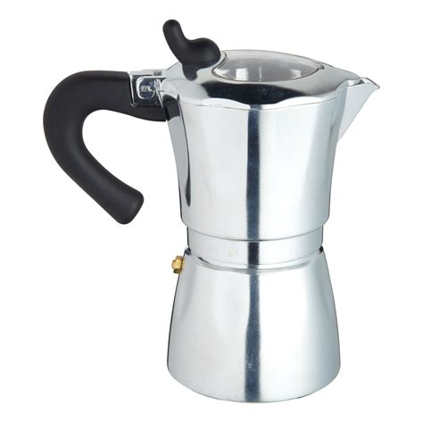 From the strength of your coffee to the grind of your bean, this machine will let you decide. Italian Collection 6 Cup Espresso Maker - Best price coffee makers and machines