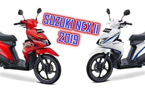 Suzuki Nex Ii Image by Suzuki Nex Ii 2019 Ra Mắt Với Gi 225 B 225 N 26 Triệu đồng Thảo