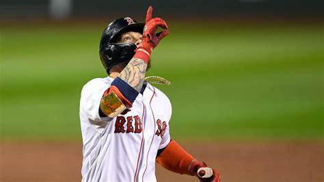alex verdugo   stay red hot  red sox open series