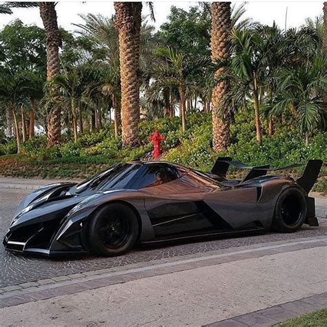 Most Powerful Production Car by Thoughts Most Powerful Production Car In The World