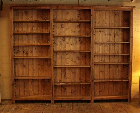 Diy Industrial Rustic Bookshelf