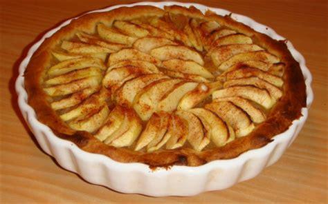 recette tarte aux pommes originale