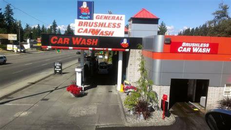 General Brushless Car Wash  Everett, Wa Yelp