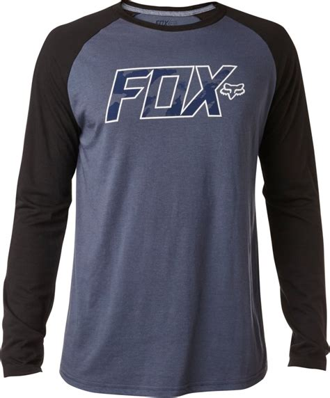 fox motocross t shirts fox racing mens gemstone long sleeve quick dry motocross t