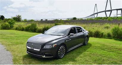 Lincoln Continental Label Awd 0t Test Road