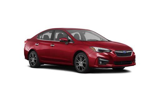 subaru impreza all new 2017 subaru impreza bows in new york automobile