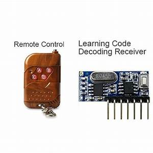 Aliexpress Com   Buy Qiachip 433 Mhz Remote Control And