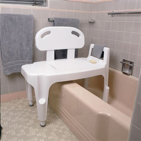Bathtub Transfer Bench Video by Bath Transfer Bench Sports Supports Mobility