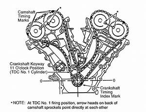Timing Belt Diagram  I Am Looking For A Timing Diagram For