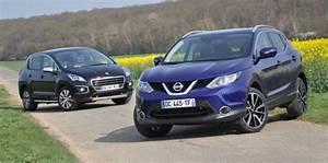 Tarif Nissan Qashqai : le nissan qashqai menace le peugeot 3008 ~ Gottalentnigeria.com Avis de Voitures