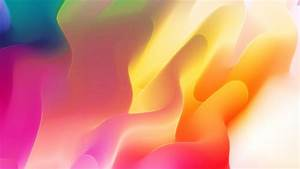 Download, 2560x1440, Warm, Colors, Fluid, Gradient, Waves