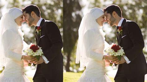 foto prewedding romantis hijab nusagates