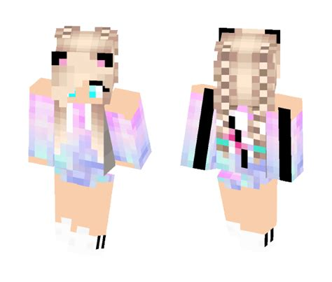 Download Cute Girl Minecraft Skin for Free ...