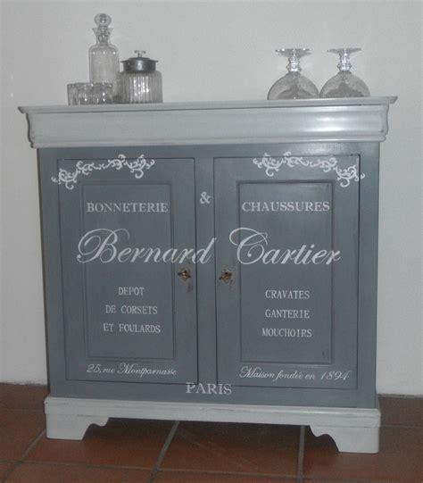 meuble ancien en merisier d 233 cor vintage esprit quot enseigne des 233 es 50 quot meubles et rangements