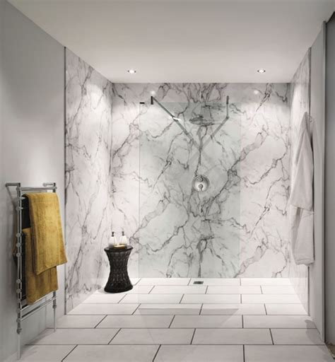 shower panels instead of tiles install shower wall panels instead of tiles uk bathrooms
