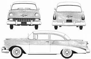 1960 Chevy Blueprint