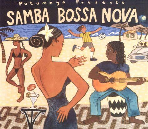 Best Buy: Putumayo Presents: Samba Bossa Nova [CD]