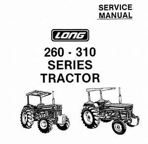 Service Manual For Long Tractor  Long