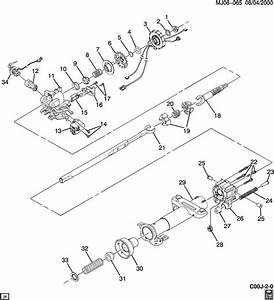 45 Charming Gm Steering Column Parts Breakdown Collection