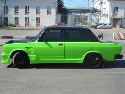Lada A Neon by 3d 2107 2107 2107