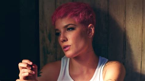 Halsey's Heartbreaking 'without Me' Video Stars A True G