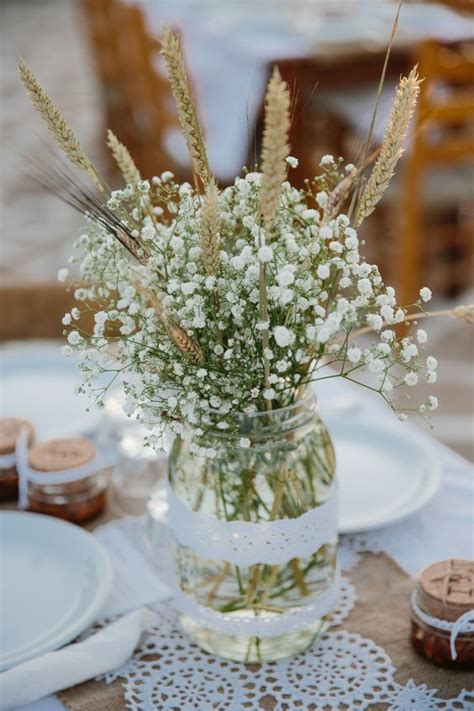 glass roses 30 timelessly baby s breath wedding centerpieces