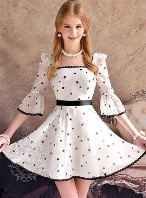 style sweet lace chiffon  sleeve butterfly fashion
