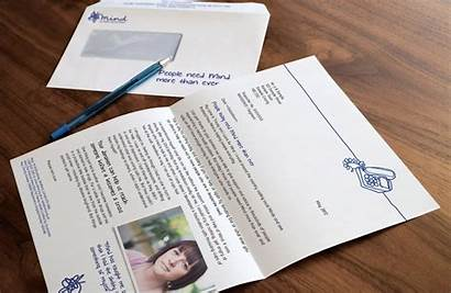 Fundraising Letter Mail Direct Charity End Graphic