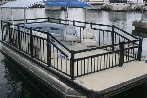 Princecraft Pontoon Boat Seats by Best 25 Pontoon Boats Ideas On Pontoon
