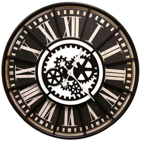 Decorative Clock - large decorative wall clocks benefit