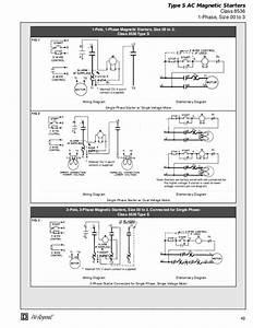 Iec Motor Starter Size Chart