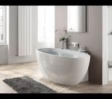 Baignoire Ilot Contre Mur : baignoire autoportante adosser contre un mur myva aquarine pro ~ Nature-et-papiers.com Idées de Décoration
