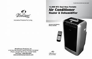 Windchaser Products Pacrwc Air Conditioner User Manual