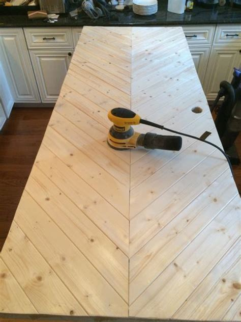 diy herringbone door tutorial diy door diy barn door