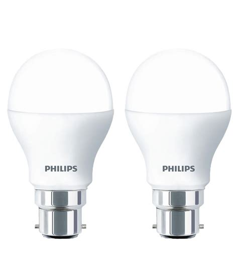 philips 9w pack of 2 led bulbs buy philips 9w pack of 2 led bulbs at best price in india on