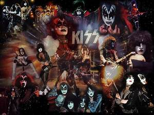 Kiss Wallpapers