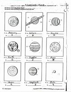 Printable Planets Worksheets - Pics about space