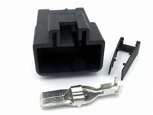Honda Cbr1000rr 3 Way Alternator Wiring Loom Connector