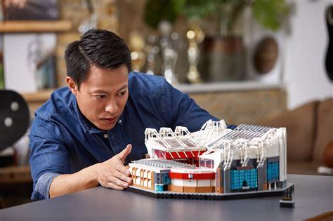 lego creator expert   trafford manchester united