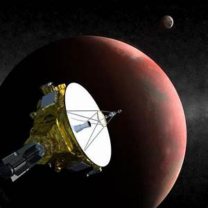 NASA's New Horizons May Get Next Mission In The Kuiper Belt