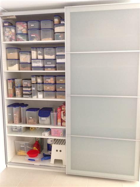 ikea pax wardrobe    kitchen pantry ikea