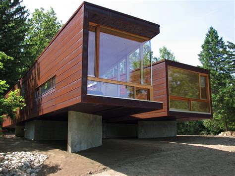Eco Friendly Home Design Ideas The Koby Cottage In