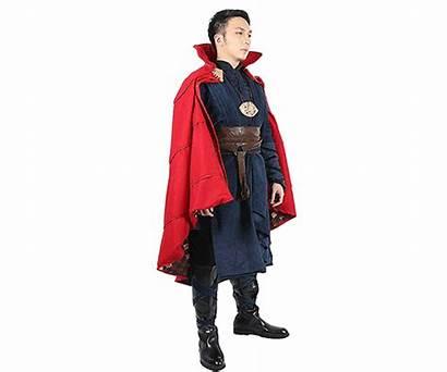 Strange Doctor Costume Want