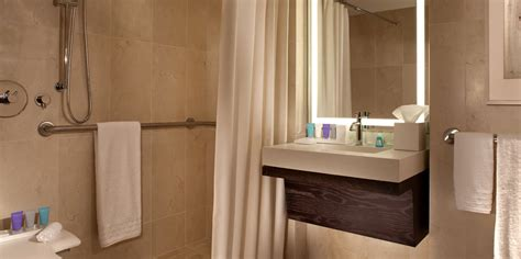 new york hotel with tub deluxe suite hearing accessible with accessible tub